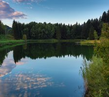 HDR Test (Canon 5D Mark III) ...am Kreckelmoossee